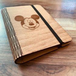 Dřevěná fotoalba, obaly